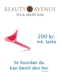 Kun tilgægelig hos Beauty Avenue - Day Spa